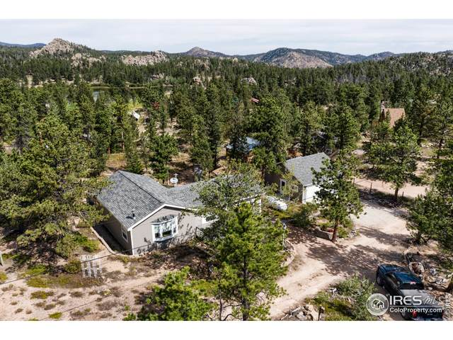 304 Sinisippi Rd, Red Feather Lakes, CO 80545 (MLS #941107) :: Tracy's Team
