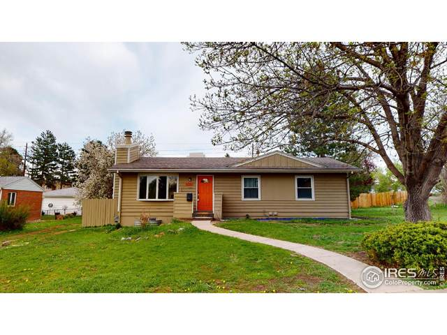 4196 S Cherokee St, Englewood, CO 80110 (MLS #941110) :: J2 Real Estate Group at Remax Alliance