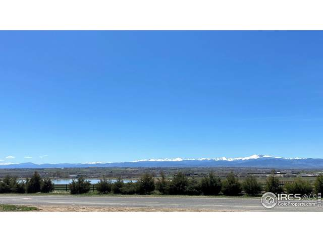 Farms At Sunset Ridge - Lot #3, Johnstown, CO 80534 (MLS #941112) :: Tracy's Team