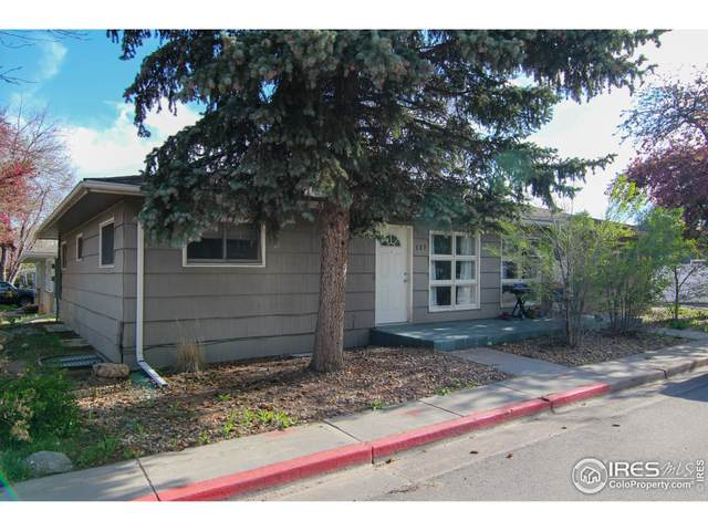 113 E Stuart St, Fort Collins, CO 80525 (#941184) :: The Griffith Home Team