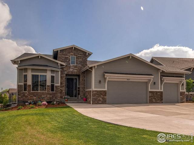 2615 Eagle Roost Pl, Fort Collins, CO 80528 (MLS #941216) :: Tracy's Team