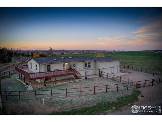 1611 County Road 40 1/2, Berthoud, CO 80513 (MLS #941337) :: Downtown Real Estate Partners