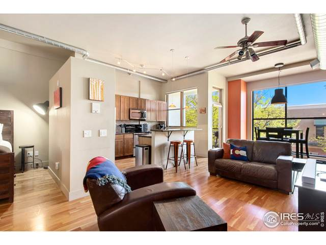 200 S College Ave #202, Fort Collins, CO 80524 (MLS #941384) :: Tracy's Team