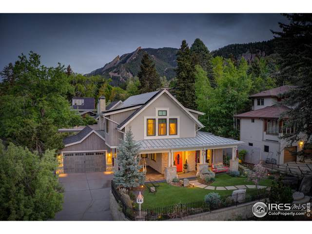 516 College Ave, Boulder, CO 80302 (MLS #941436) :: J2 Real Estate Group at Remax Alliance