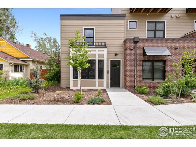 302 N Meldrum St #103, Fort Collins, CO 80521 (MLS #941469) :: Tracy's Team