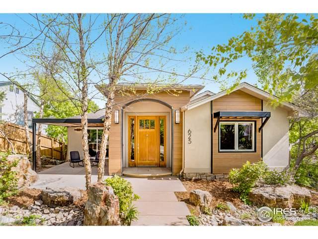 625 Alpine Ave, Boulder, CO 80304 (#941515) :: James Crocker Team