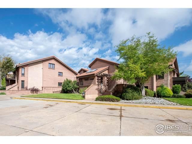 4415 Laguna Pl #211, Boulder, CO 80303 (MLS #941685) :: Jenn Porter Group