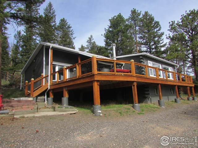 551 County Road 67J, Red Feather Lakes, CO 80545 (MLS #941716) :: J2 Real Estate Group at Remax Alliance