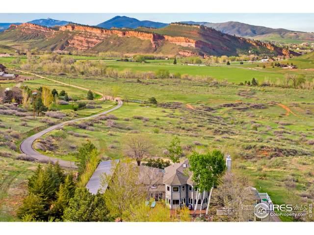 1000 Rock Ridge Ln, Loveland, CO 80537 (MLS #941753) :: RE/MAX Alliance