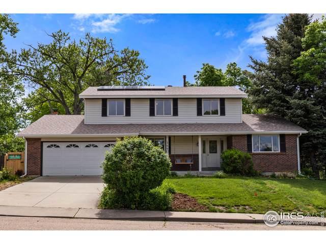 4660 Greylock St, Boulder, CO 80301 (MLS #941912) :: J2 Real Estate Group at Remax Alliance