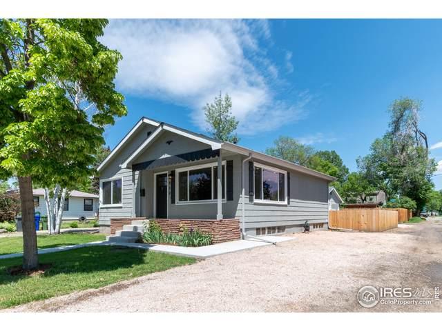 910 Harrison Ave, Loveland, CO 80537 (MLS #942097) :: J2 Real Estate Group at Remax Alliance