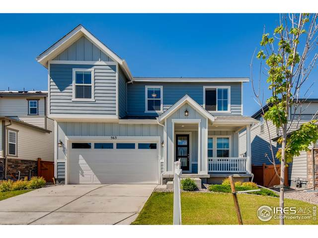 563 W 173rd Ave, Broomfield, CO 80023 (MLS #942127) :: RE/MAX Alliance
