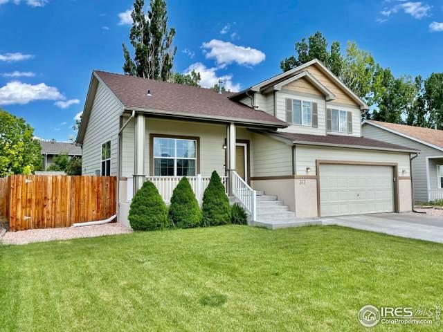 317 Glacier Ave, Brush, CO 80723 (MLS #942235) :: J2 Real Estate Group at Remax Alliance