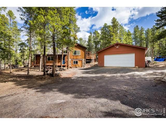 1209 Camp Eden Rd, Golden, CO 80403 (MLS #942286) :: Tracy's Team