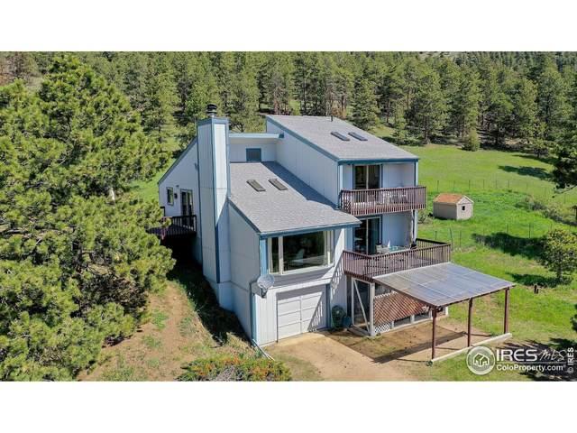 146 Coyote Ct, Boulder, CO 80302 (MLS #942288) :: Jenn Porter Group