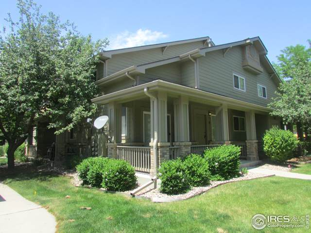 2702 Rigden Pkwy #4, Fort Collins, CO 80525 (MLS #942388) :: Wheelhouse Realty