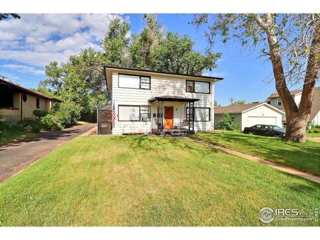 1713 18th Ave, Greeley, CO 80631 (#942404) :: Kimberly Austin Properties