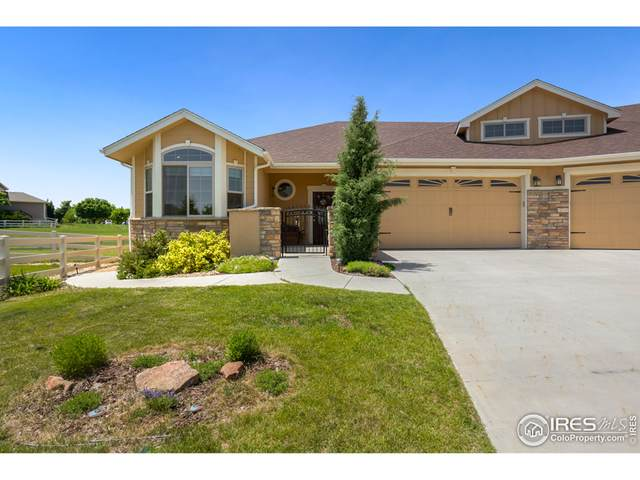 3005 Bryce Dr, Fort Collins, CO 80525 (MLS #942437) :: Jenn Porter Group