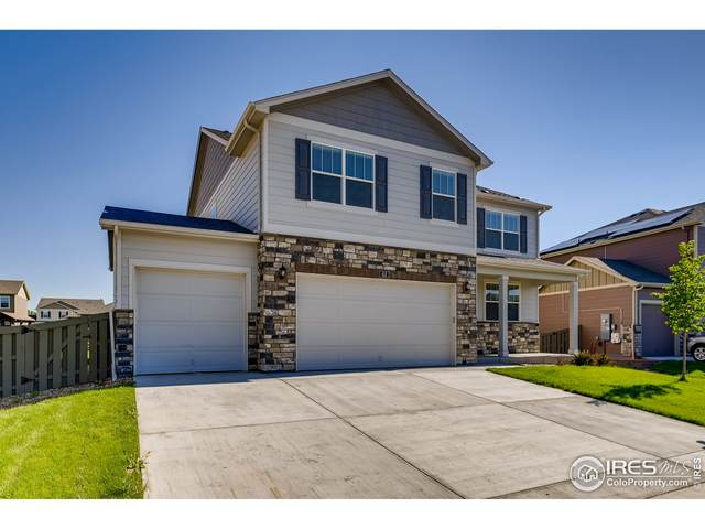 412 Harrow St, Severance, CO 80550 (MLS #942587) :: J2 Real Estate Group at Remax Alliance