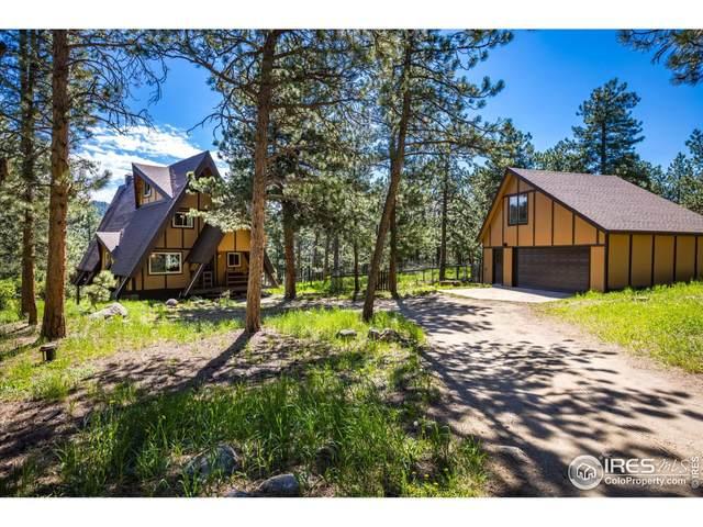 208 Wild Tiger Rd, Boulder, CO 80302 (MLS #942600) :: J2 Real Estate Group at Remax Alliance