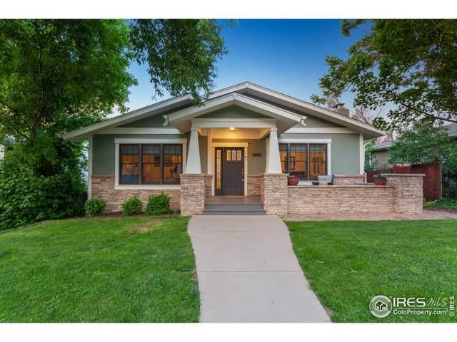 2850 5th St, Boulder, CO 80304 (MLS #942621) :: RE/MAX Alliance