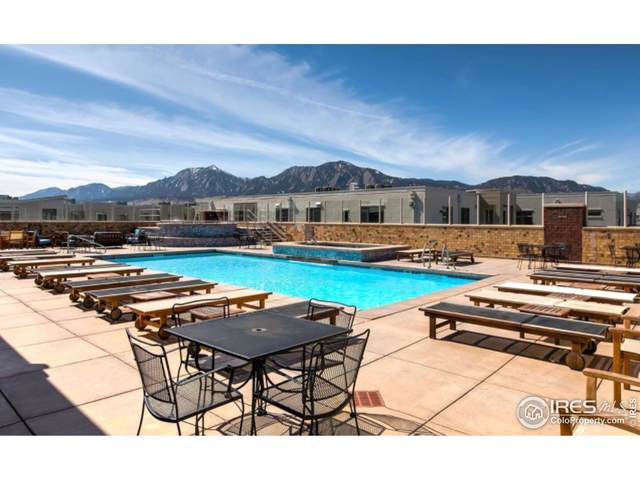 3601 Arapahoe Ave #105, Boulder, CO 80303 (MLS #942629) :: Bliss Realty Group