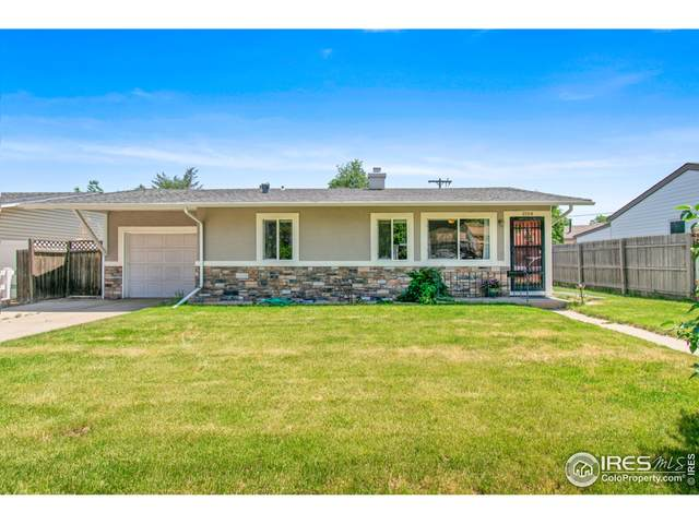 1104 32nd Ave, Greeley, CO 80634 (MLS #942783) :: J2 Real Estate Group at Remax Alliance