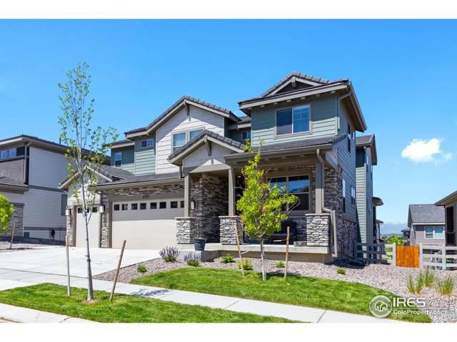16355 Spanish Peak Way, Broomfield, CO 80023 (MLS #942869) :: J2 Real Estate Group at Remax Alliance