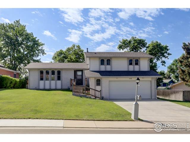152 Baylor Dr, Longmont, CO 80503 (MLS #942943) :: J2 Real Estate Group at Remax Alliance