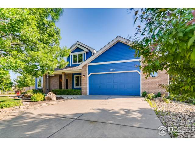 1701 Briargate Ct, Fort Collins, CO 80526 (MLS #943033) :: Jenn Porter Group