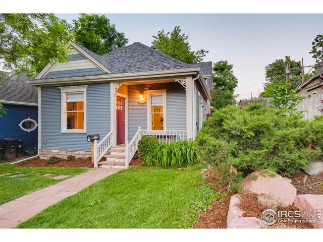 2340 9th St, Boulder, CO 80304 (MLS #943138) :: Tracy's Team