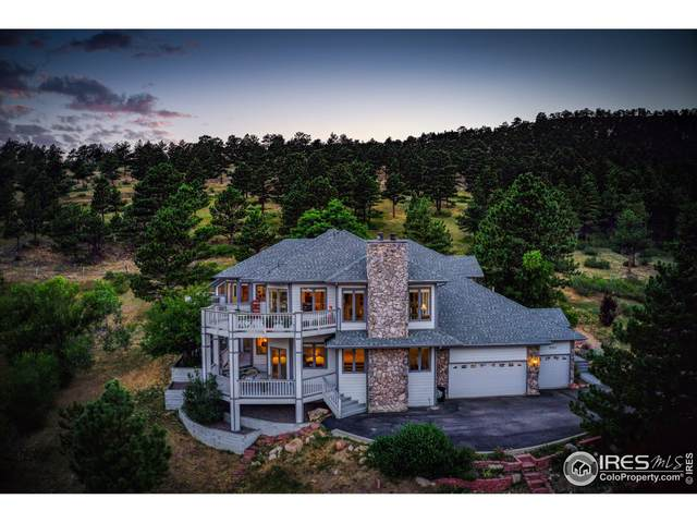 2721 N Lakeridge Trl, Boulder, CO 80302 (MLS #943147) :: J2 Real Estate Group at Remax Alliance