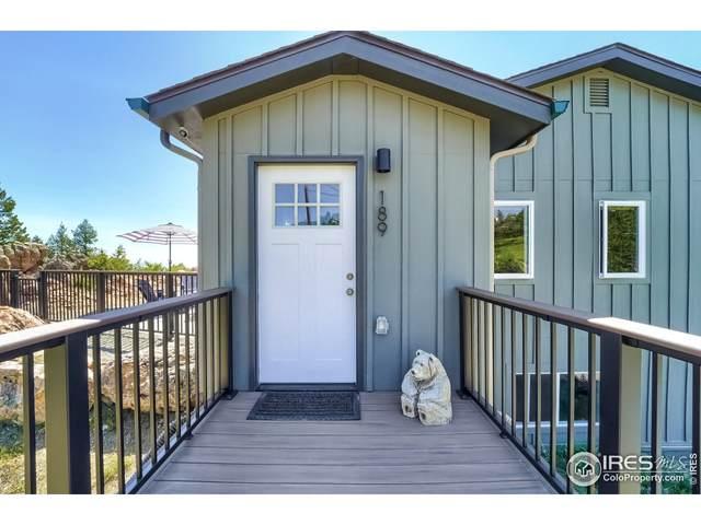 189 Valley Vista Ln, Boulder, CO 80302 (MLS #943217) :: Jenn Porter Group