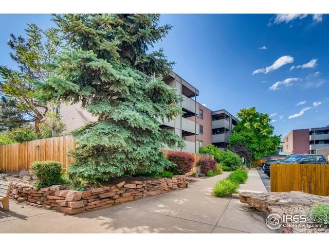 2227 Canyon Blvd 307A, Boulder, CO 80302 (#943249) :: Compass Colorado Realty