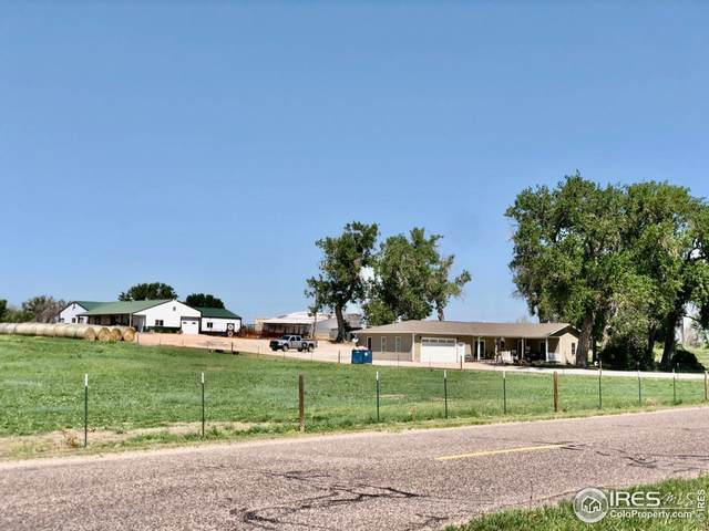 17943 County Road 41, Sterling, CO 80751 (MLS #943252) :: Bliss Realty Group
