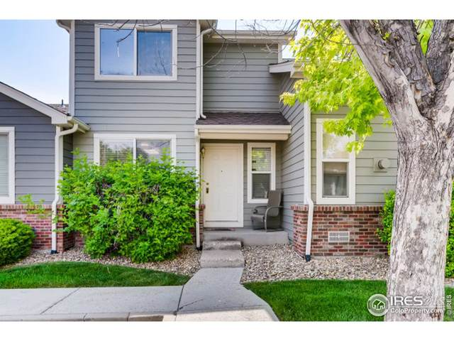 51 21st Ave #25, Longmont, CO 80501 (#943284) :: Compass Colorado Realty