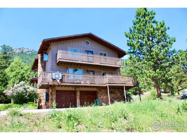1221 Prospect Mountain Rd, Estes Park, CO 80517 (MLS #943289) :: Jenn Porter Group