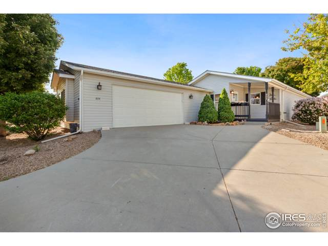 804 Sunchase Dr, Fort Collins, CO 80524 (MLS #943372) :: J2 Real Estate Group at Remax Alliance