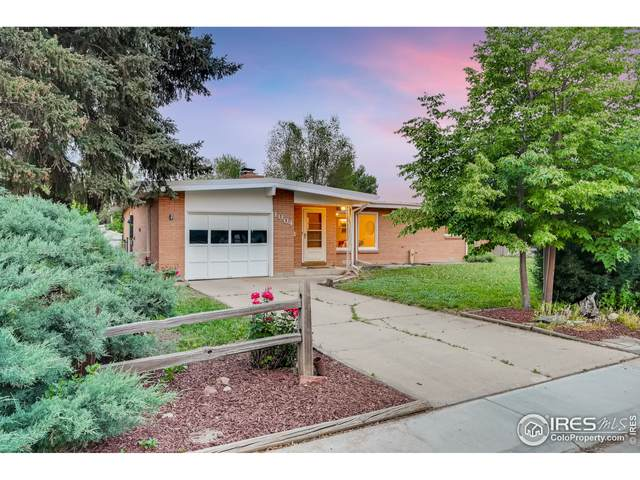 1004 Glenmoor Dr, Fort Collins, CO 80521 (MLS #943444) :: J2 Real Estate Group at Remax Alliance