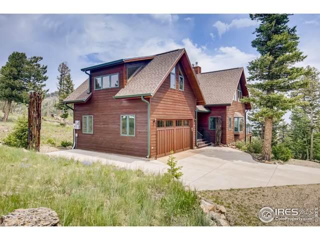 98 Rim Rd, Boulder, CO 80302 (#943505) :: milehimodern