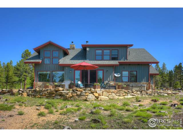 719 S Switzerland Trl, Boulder, CO 80302 (MLS #943510) :: Downtown Real Estate Partners