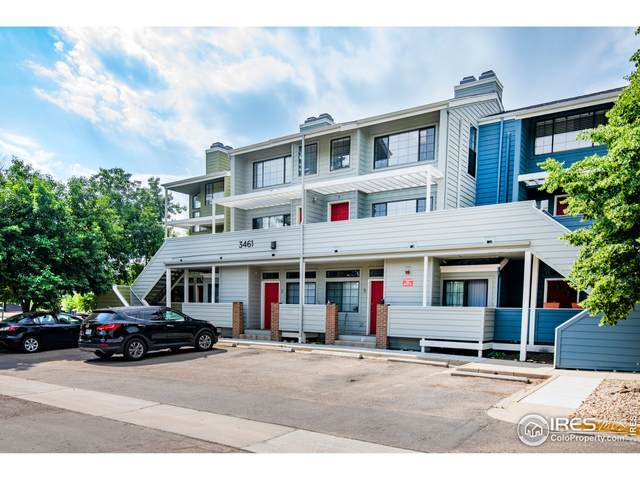 3461 28th St #8, Boulder, CO 80301 (#943513) :: Compass Colorado Realty