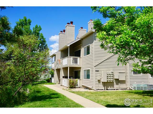 4985 Twin Lakes Rd #88, Boulder, CO 80301 (MLS #943532) :: Tracy's Team