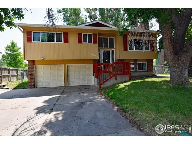 1636 27th Ave Ct, Greeley, CO 80634 (MLS #943582) :: RE/MAX Alliance