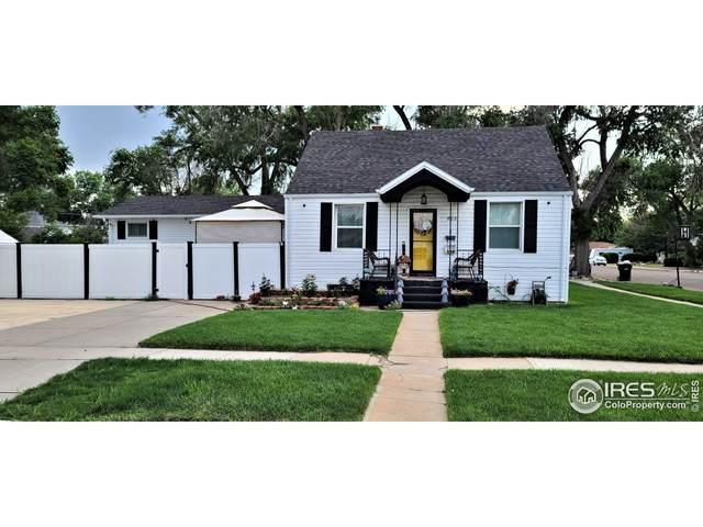 802 S 6th Ave, Sterling, CO 80751 (MLS #943591) :: Jenn Porter Group