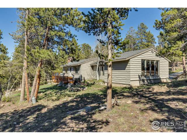478 Rock Lake Rd, Ward, CO 80481 (#943608) :: Compass Colorado Realty