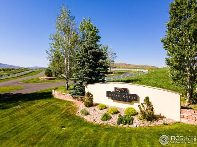 4336 Indian Creek Rd, Loveland, CO 80538 (MLS #943631) :: Downtown Real Estate Partners