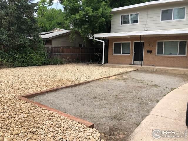 1323 Balsam Ave, Boulder, CO 80304 (#943650) :: Kimberly Austin Properties