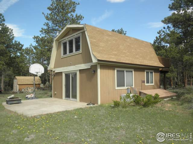 232 Horseshoe Trl, Livermore, CO 80536 (MLS #943660) :: Downtown Real Estate Partners