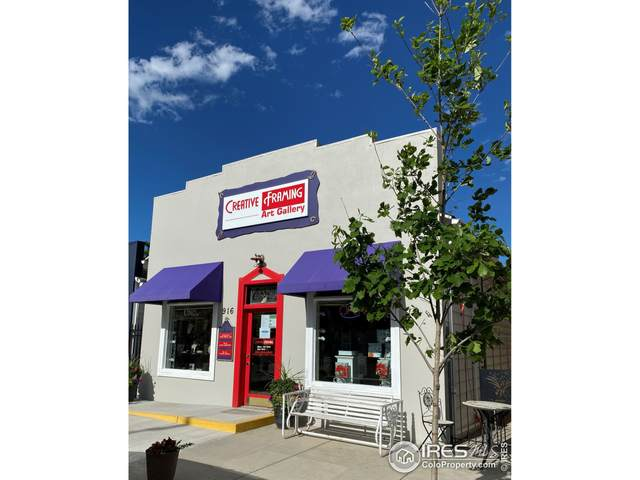 916 Main St, Louisville, CO 80027 (MLS #943676) :: Bliss Realty Group